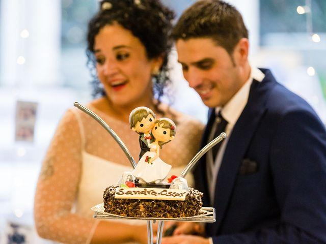 La boda de Óscar y Sandra en Cuntis, Pontevedra 87
