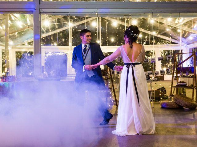 La boda de Óscar y Sandra en Cuntis, Pontevedra 101