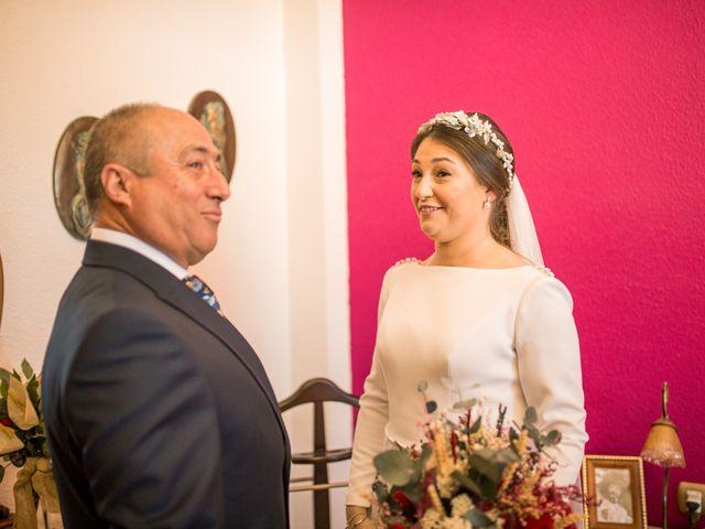 La boda de Carlos y Laura en Torreperogil, Jaén 25