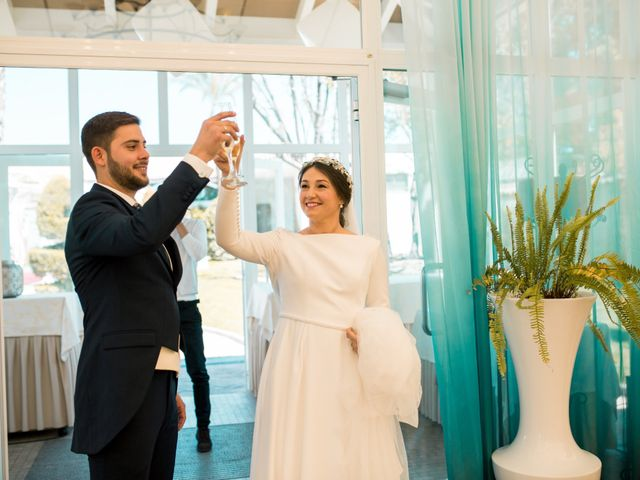 La boda de Carlos y Laura en Torreperogil, Jaén 41