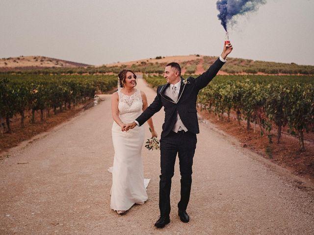 La boda de Iván y Almudena en Valdepeñas, Ciudad Real 2