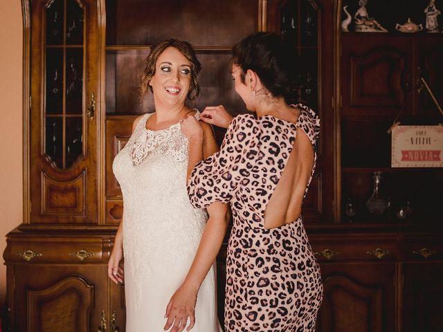 La boda de Iván y Almudena en Valdepeñas, Ciudad Real 3