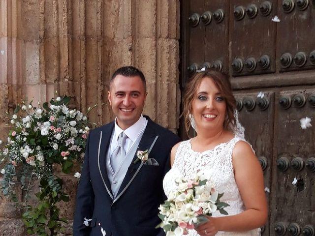 La boda de Iván y Almudena en Valdepeñas, Ciudad Real 5