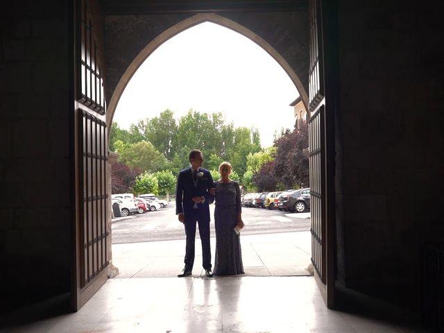 La boda de Diego y Ana en Palencia, Palencia 45