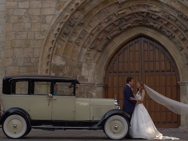 La boda de Diego y Ana en Palencia, Palencia 80
