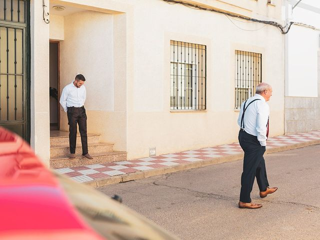 La boda de Jose y Soraya en Miajadas, Cáceres 1