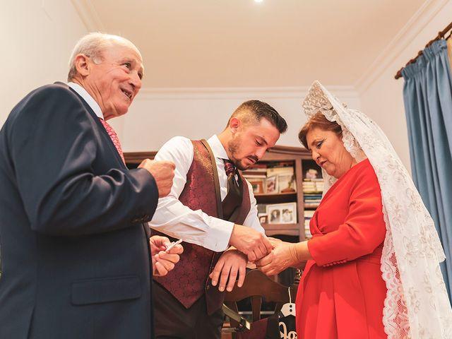 La boda de Jose y Soraya en Miajadas, Cáceres 19