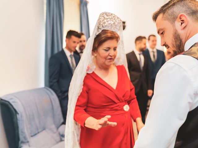 La boda de Jose y Soraya en Miajadas, Cáceres 20