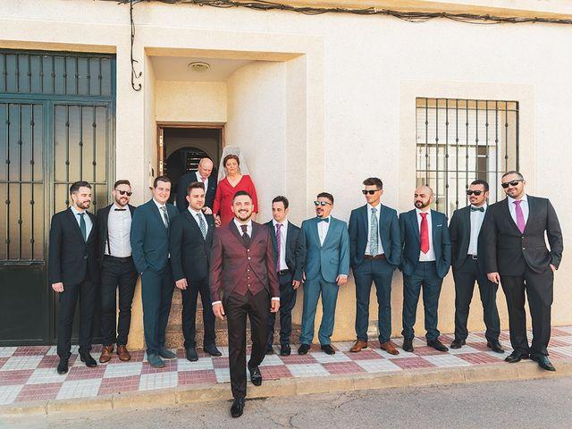 La boda de Jose y Soraya en Miajadas, Cáceres 26