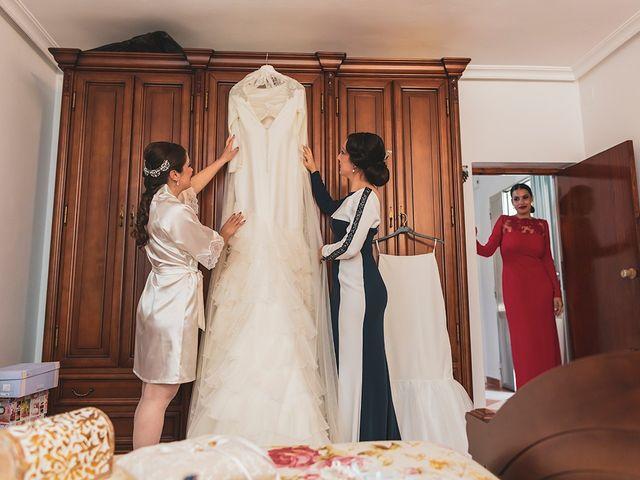 La boda de Jose y Soraya en Miajadas, Cáceres 33