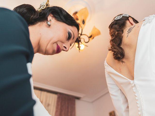 La boda de Jose y Soraya en Miajadas, Cáceres 34