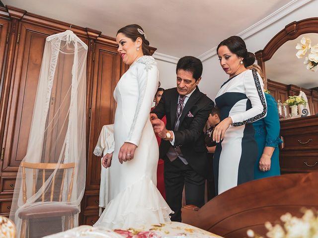 La boda de Jose y Soraya en Miajadas, Cáceres 35