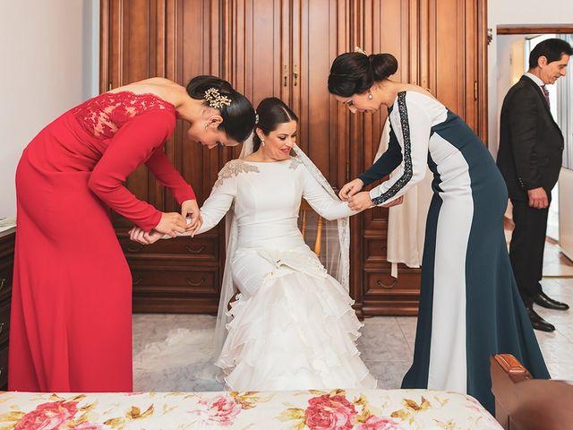 La boda de Jose y Soraya en Miajadas, Cáceres 36