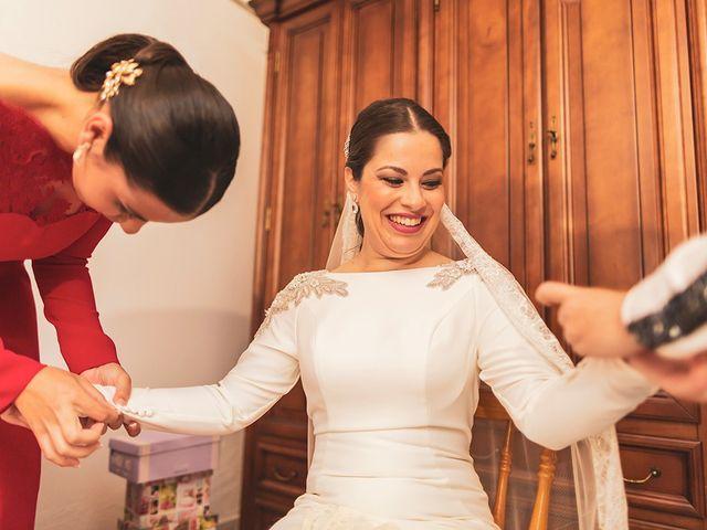 La boda de Jose y Soraya en Miajadas, Cáceres 37