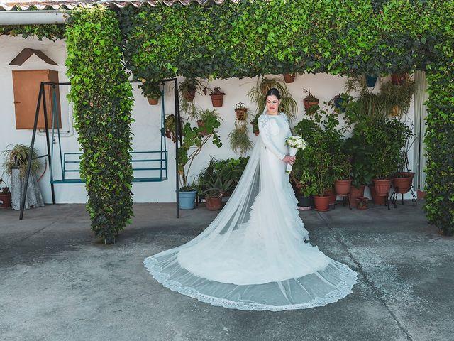 La boda de Jose y Soraya en Miajadas, Cáceres 44