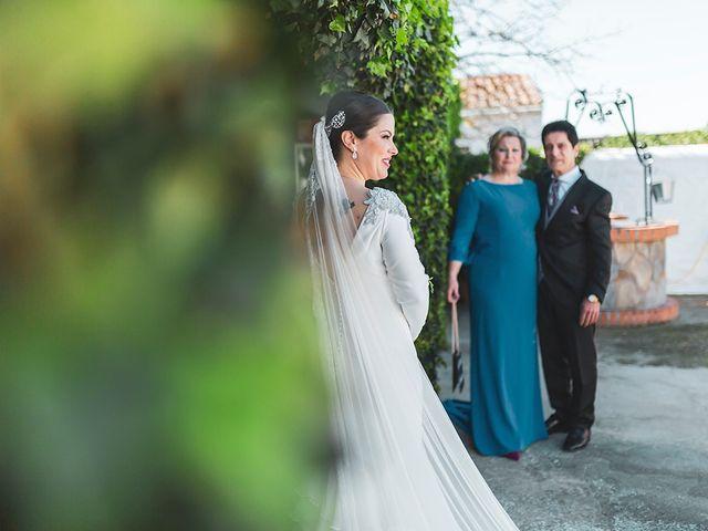 La boda de Jose y Soraya en Miajadas, Cáceres 45