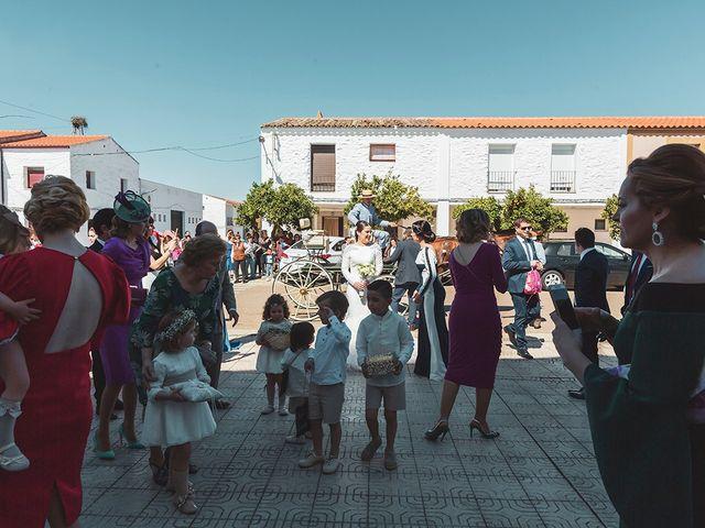 La boda de Jose y Soraya en Miajadas, Cáceres 48