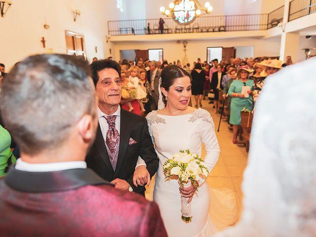 La boda de Jose y Soraya en Miajadas, Cáceres 50