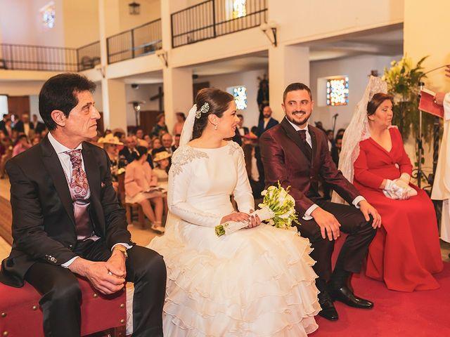 La boda de Jose y Soraya en Miajadas, Cáceres 51