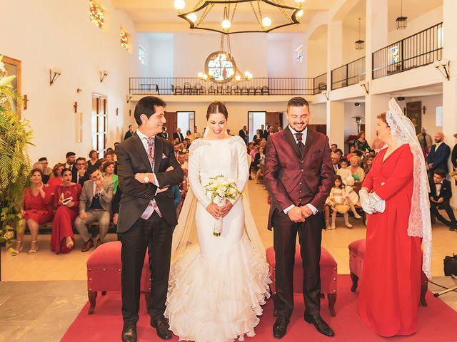 La boda de Jose y Soraya en Miajadas, Cáceres 52