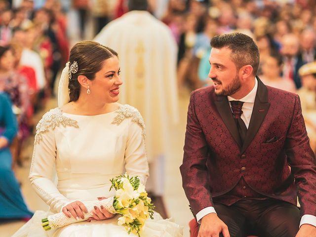 La boda de Jose y Soraya en Miajadas, Cáceres 53