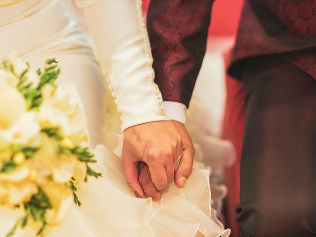 La boda de Jose y Soraya en Miajadas, Cáceres 54