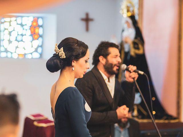 La boda de Jose y Soraya en Miajadas, Cáceres 56
