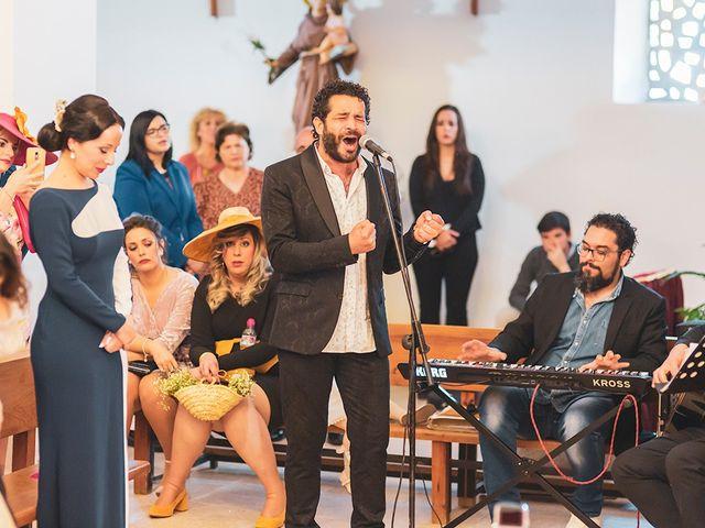 La boda de Jose y Soraya en Miajadas, Cáceres 58