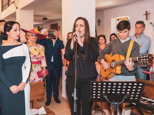 La boda de Jose y Soraya en Miajadas, Cáceres 63