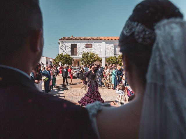 La boda de Jose y Soraya en Miajadas, Cáceres 65