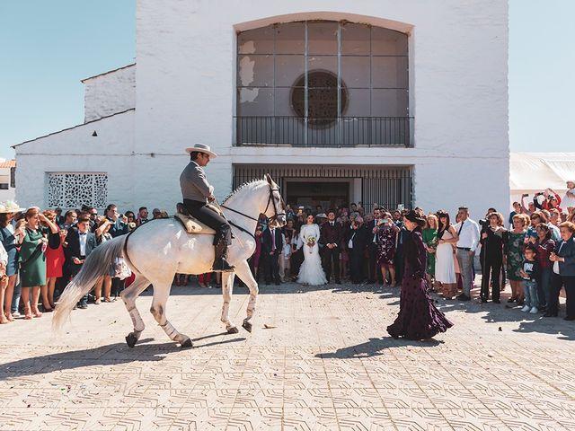 La boda de Jose y Soraya en Miajadas, Cáceres 66