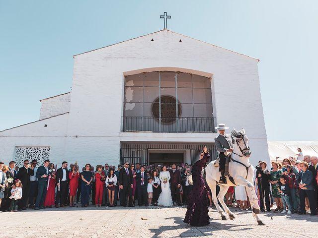 La boda de Jose y Soraya en Miajadas, Cáceres 67