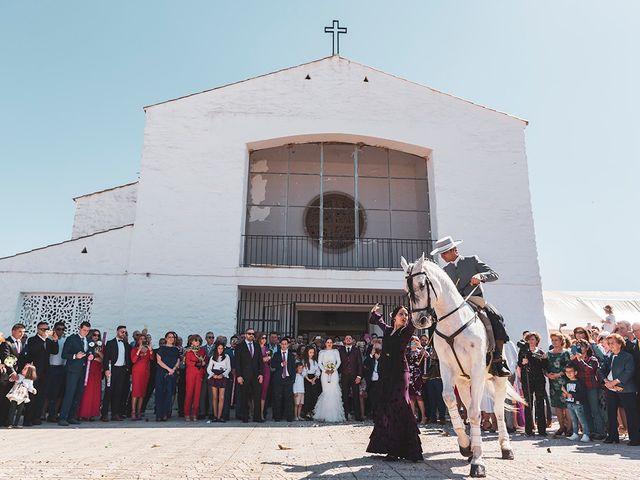 La boda de Jose y Soraya en Miajadas, Cáceres 68