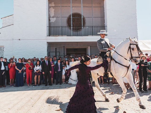La boda de Jose y Soraya en Miajadas, Cáceres 69