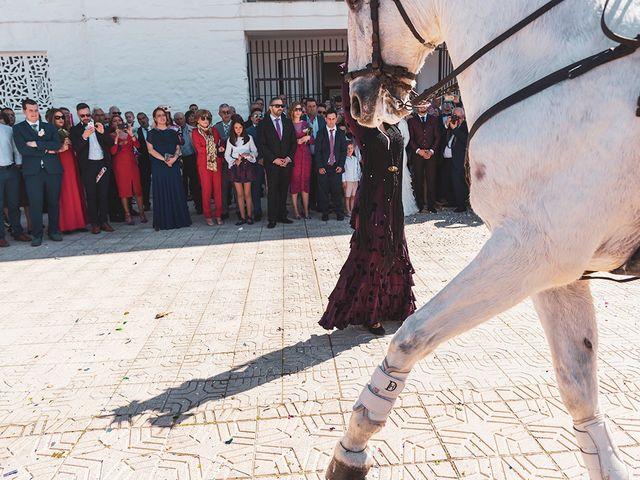 La boda de Jose y Soraya en Miajadas, Cáceres 70