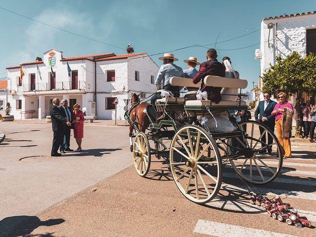 La boda de Jose y Soraya en Miajadas, Cáceres 71