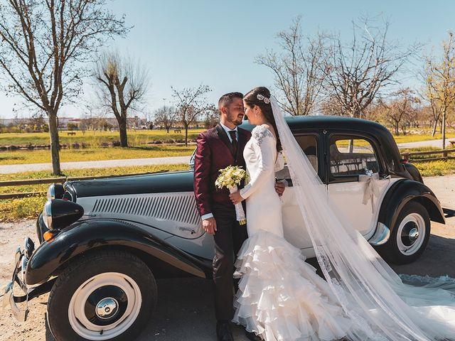 La boda de Jose y Soraya en Miajadas, Cáceres 72