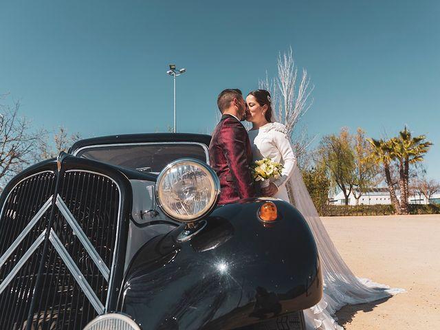 La boda de Jose y Soraya en Miajadas, Cáceres 73