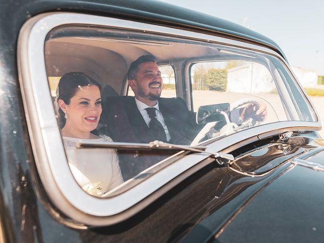 La boda de Jose y Soraya en Miajadas, Cáceres 76