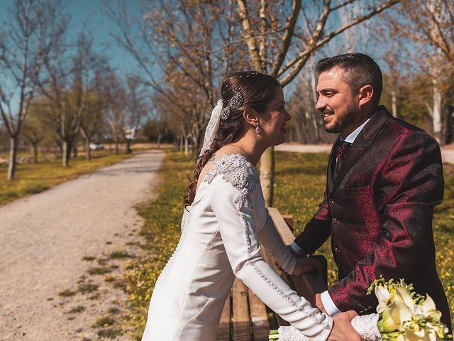 La boda de Jose y Soraya en Miajadas, Cáceres 78