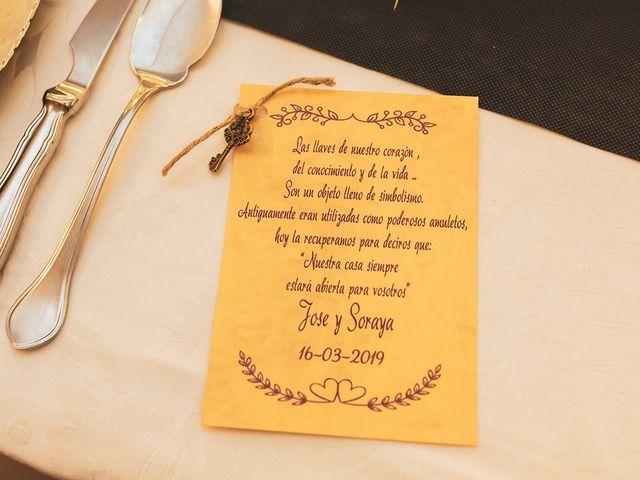 La boda de Jose y Soraya en Miajadas, Cáceres 80