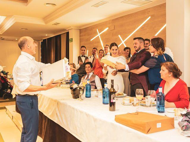 La boda de Jose y Soraya en Miajadas, Cáceres 84