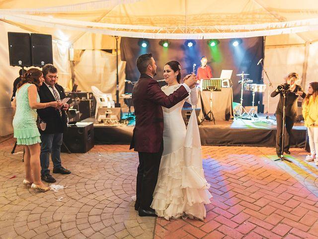 La boda de Jose y Soraya en Miajadas, Cáceres 89