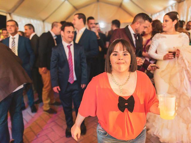 La boda de Jose y Soraya en Miajadas, Cáceres 94