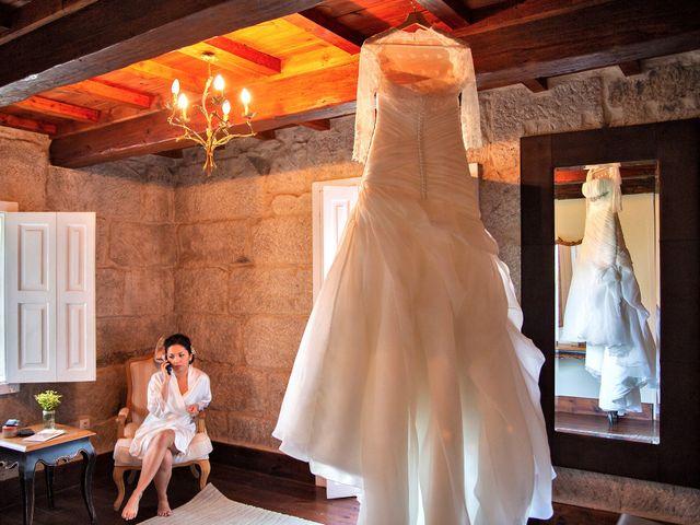 La boda de Óscar y Fabiola en Vigo, Pontevedra 10