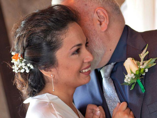 La boda de Óscar y Fabiola en Vigo, Pontevedra 16
