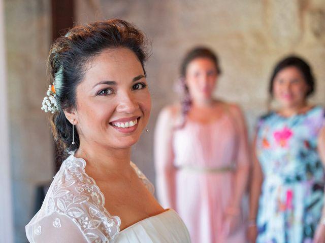 La boda de Óscar y Fabiola en Vigo, Pontevedra 22