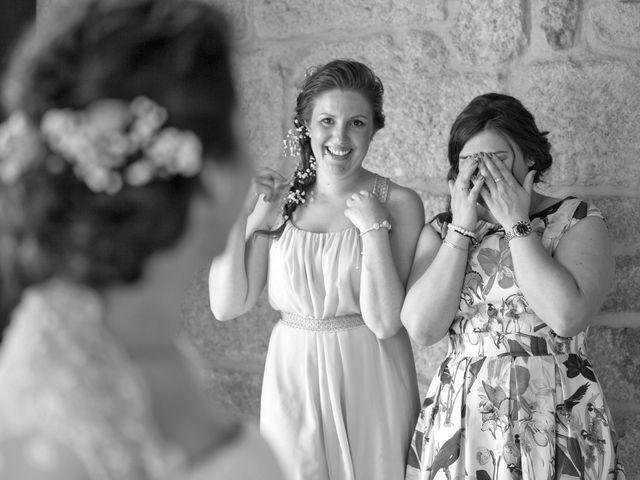 La boda de Óscar y Fabiola en Vigo, Pontevedra 23