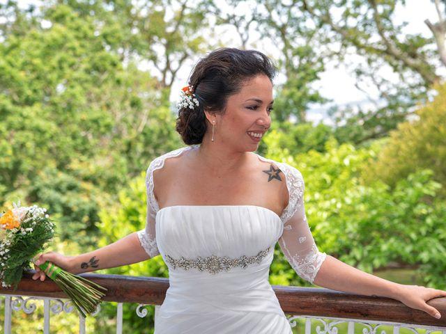 La boda de Óscar y Fabiola en Vigo, Pontevedra 25