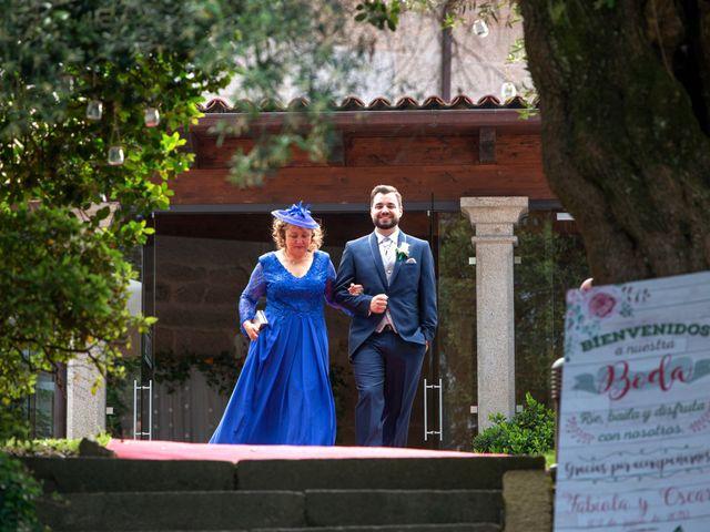 La boda de Óscar y Fabiola en Vigo, Pontevedra 40